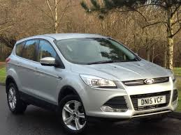 used ford kuga zetec for sale motors co uk