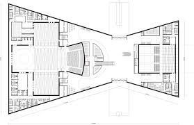 opera house floor plan forma busan opera house
