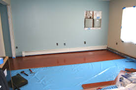 How To Install Laminate Flooring On Ceiling Our Family Room Tour U2013 Part 5 Ceiling Flooring U0026 Paint