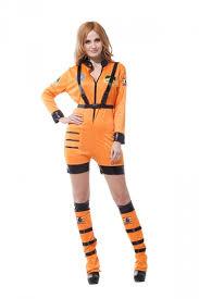 Astronaut Halloween Costume Adults Astronaut Rocket Space Romper Halloween Costume