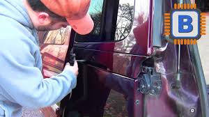 how to disable the power sliding doors on a chevy uplander buick