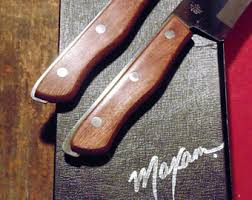 maxam kitchen knives vintage maxam knife etsy