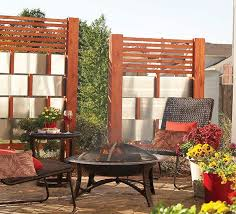 nice diy patio privacy screens the garden glove and need privacy