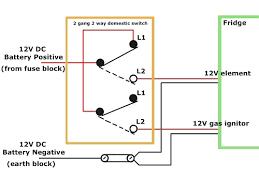 wiring diagram wiring diagram for 2 gang way lighting switch one