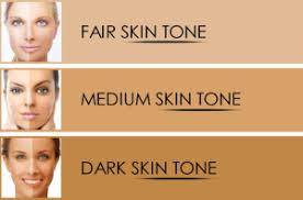 light medium skin tone what s your skin tone how to determine your skin tone saloni