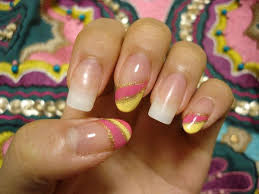 27 nail designs easy to try at home aha daily