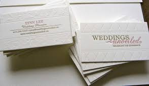 wedding planner business card business cards we do printing