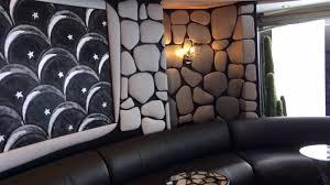 Simple Black And White Lounge Pics Msc Divina Black U0026 White Lounge Youtube