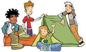 free animated thanksgiving clip art camping cartoon images free download clip art free clip art