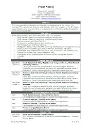 Sample Resume For One Year Experienced Software Engineer Chic Sample Resume Software Developer With Sample Resume Format