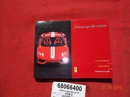 algar owner challenge stradale owner s manual 68066400 algar