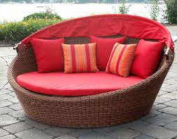 exterior cozy patio furniture cushions design with sunbrella