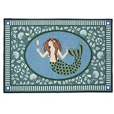 amazon com area rugs indoor outdoor nautical decor washable rugs