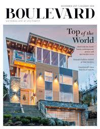 boulevard magazine victoria dec 2017 jan 2018 by boulevard