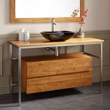Trough Sink Bathroom Vanity 30