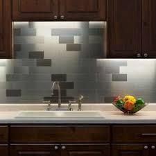 Stick On Tiles For Backsplash by Peel And Stick Backsplash Ideas For Your Kitchen Popular Sticks