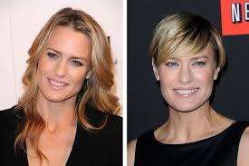 women haircuts with cowlick robin wright haircut the ultimate guide