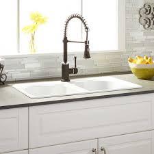The  Best Cast Iron Kitchen Sinks Ideas On Pinterest Cast - Single or double bowl kitchen sink