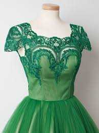 buy a line square knee length cap sleeves green tulle homecoming