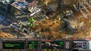 Fallout 1 Map by Fallout 4 Retro Remake Makes You Long For The Original Geek Com