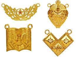 top 12 kerala traditional gold thirumangalyam designs