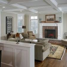 partial wall between kitchen and living room design ideas