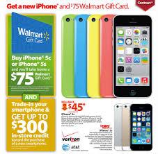 black friday ipad mini walmart black friday 75 gift card with iphone purchase 100
