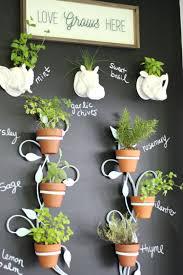 indoor vertical herb garden gardening ideas