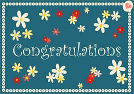 congratulations promotion card congratulations greetings card