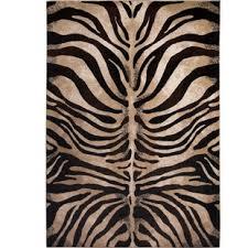 Zebra Area Rug Modern Animal Print Area Rugs Allmodern