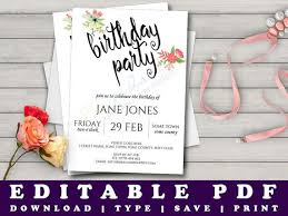 25 unique invitation templates ideas on pinterest free