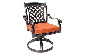 Wrought Iron Swivel Patio Chairs Patio Furniture Swivel Rocking Chair U2013 Bangkokbest Net