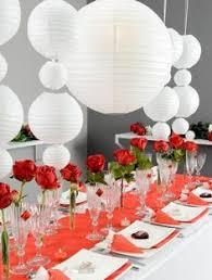 lanterne chinoise mariage lanterne en papier boule chinoise en décoration de salle