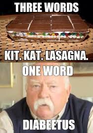 Meme Candy - saw this meme and said wtf is this its called candy lasagna