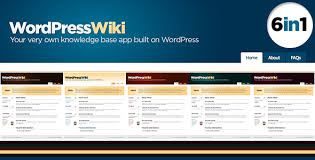 4 viki template wordpress gratis