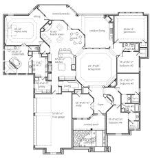 unique floor plans for homes really like this plan get rid of master sitting room don t want 3