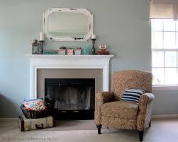 simple fireplace upgrade annie sloan chalk paint east coast idolza