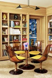 how to decorate a living room and dining room combination home library design ideas pictures of home library decor