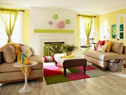 best spring living room decor