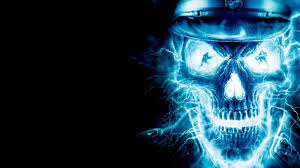 universal glow wallpapers wallpapers skull hd group 86