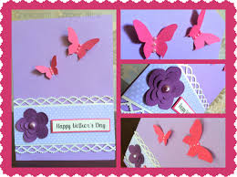 Mother S Day Greeting Card Handmade Happy Mother U0027s Day Crescent Number Nine
