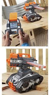 nerf remote control tank nerf n strike elite terrascout remote control drone blaster lcd