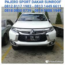 pajero sport mitsubishi pos pengumben spesifikasi pajero sport dealer mitsubishi 081281171983