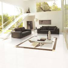 Polished Porcelain Floor Tiles China Popular Design White Crystal Double Loading Building