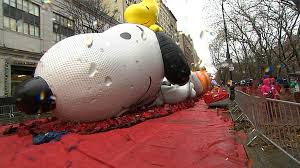 the of the macy s thanksgiving parade today