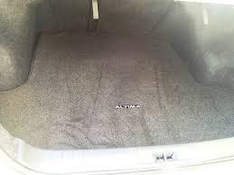 nissan altima 2016 trunk interior 2016 nissan altima sr 12