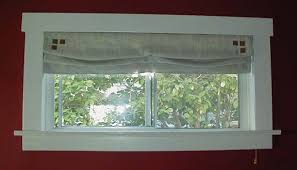 Inside Mount Window Treatments - traditional roman shades relaxed roman shades made with arts