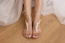 barefoot sandals wedding inspiring barefoot sandals designs for wedding