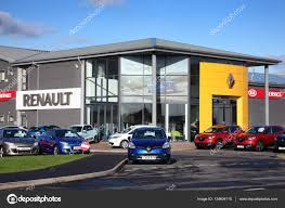 renault car logo renault car showroom u2013 stock editorial photo lenschanger 134604110