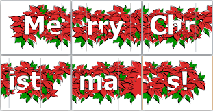 ms word merry banner template word excel templates